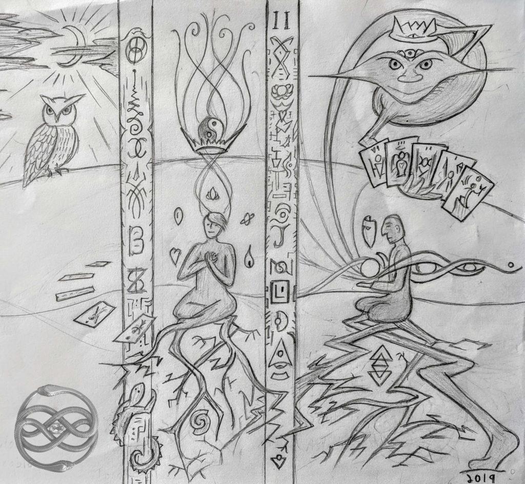 beholder sphere high priestess ritual 02