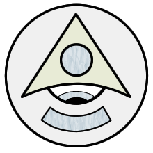 Beholder Logo Round