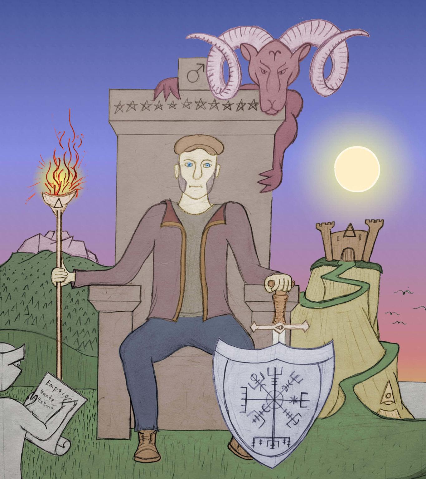 Emperor Archetype of Beholder